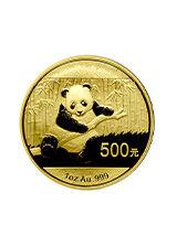 中華人民共和国 パンダ金貨 1orz