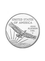 アメリカンイーグル金貨 1orz