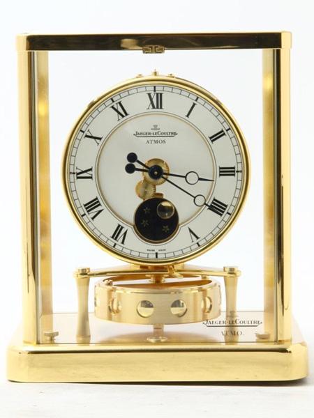 ジャガールクルト アトモス置時計