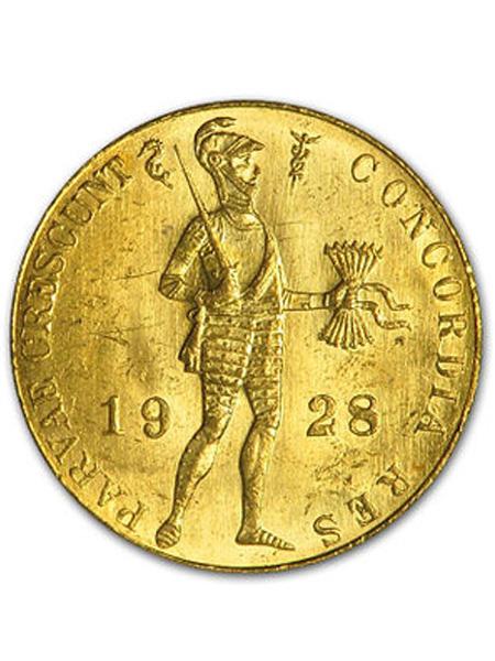 オランダ ダカット金貨