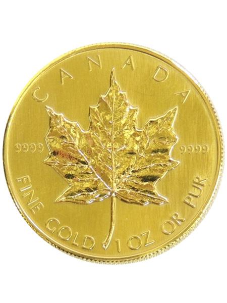 メープルリーフ金貨1オンス