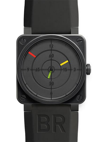 ベル&ロス レーダー BR03-92-SR